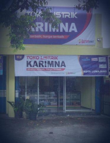 toko-listrik-karimna-listrikmart-lumajang